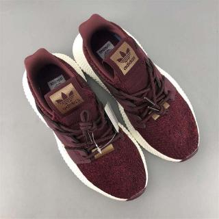 Giày chạy bộ Adidas Originals Prophere Climacool Classic Wine Red Red Sports Sneakers 36-45