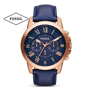 [Mã FABRR5503 giảm 20% đơn 249K] Đồng hồ Nam Fossil dây da FS4835IE