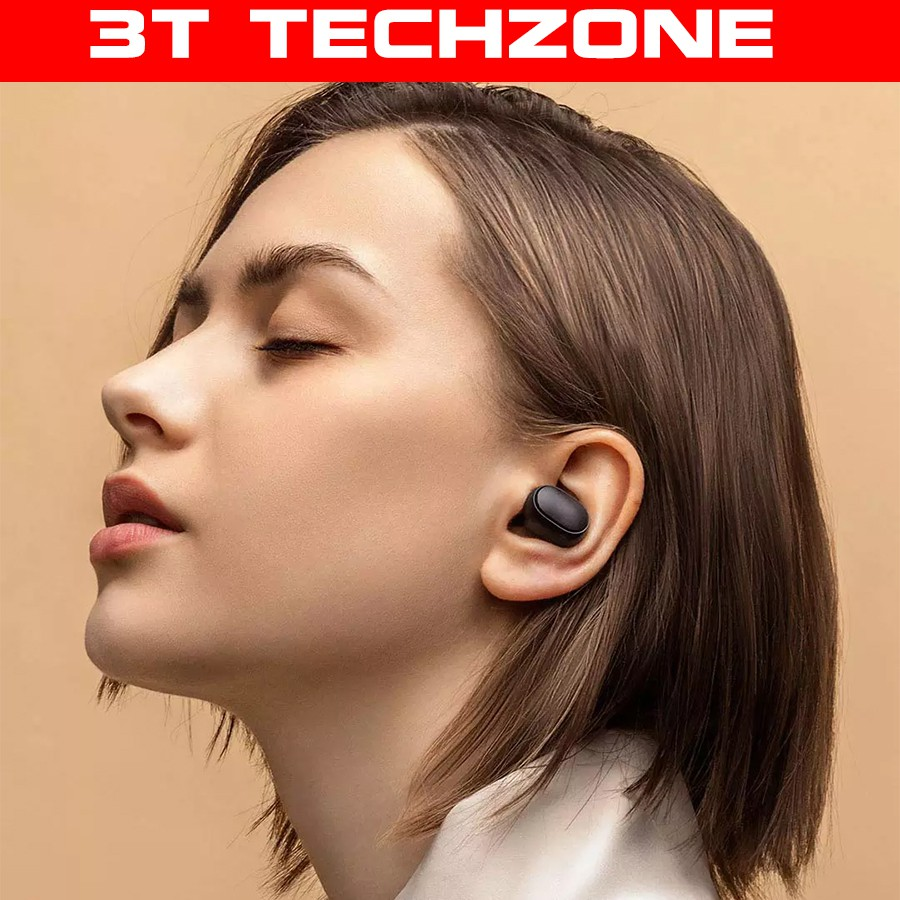 Tai nghe Bluetooth Redmi Airdots S Chính hãng - Pin 12h - Bluetooth 5.0 - Chế độ chơi game độ trễ thấp [ Có Sẵn ]
