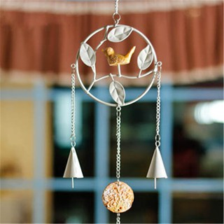 Hand Crafted Metal Wind Chimes Wind Bell with S Hook