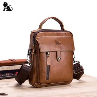 Túi đeo da bò cao cấp TC28 thatchatstore kích thước 10 inch
