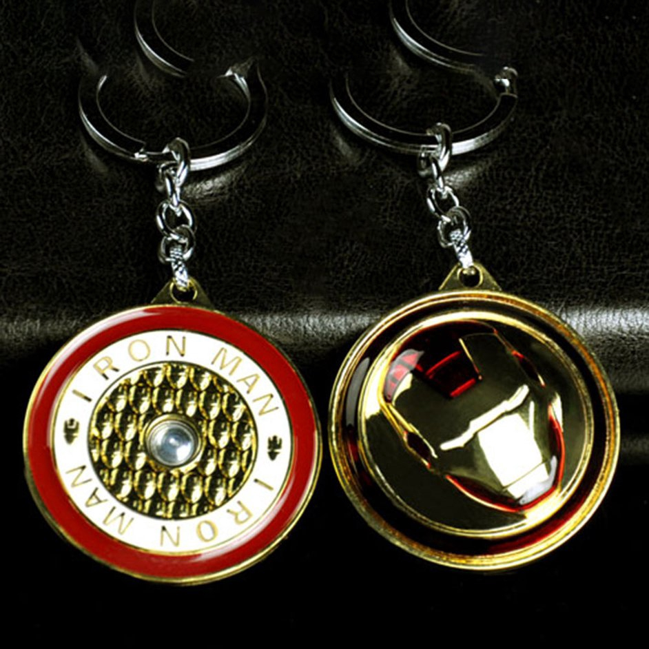 S+Creative Alloy Keychain Car Key Gifts for Men Women Animation Design D-31