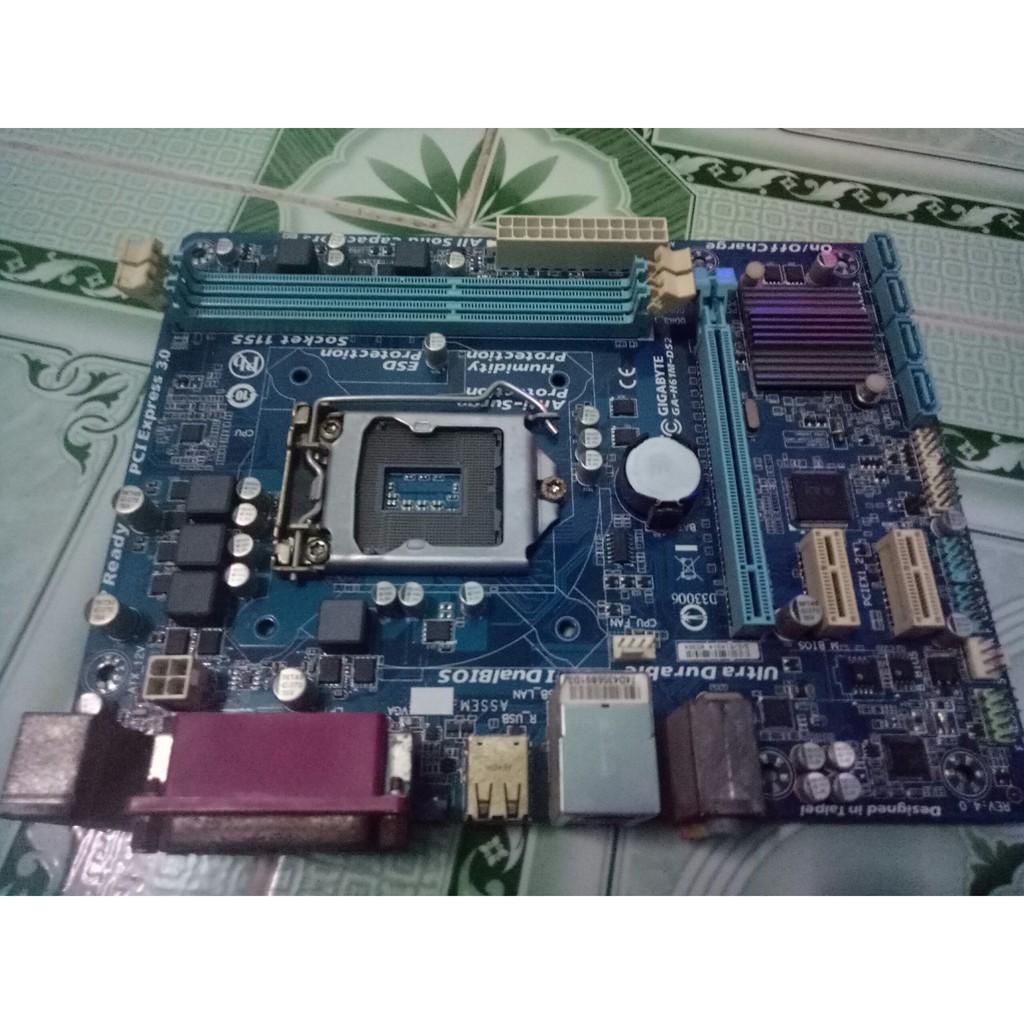 Main Gigabyte DS2 cũ