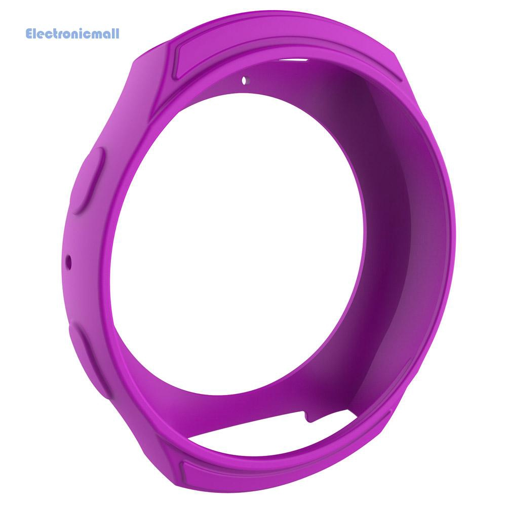 Ốp Silicon Bảo Vệ Mặt Đồng Hồ Thông Minh Samsung Galaxy Gear S2 / Sm-R720 / Sm-R73