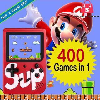 Máy Chơi Game Cầm Tay Màn Hình 3.0 Inch 400 Trò Chơi Trong 1 thumbnail