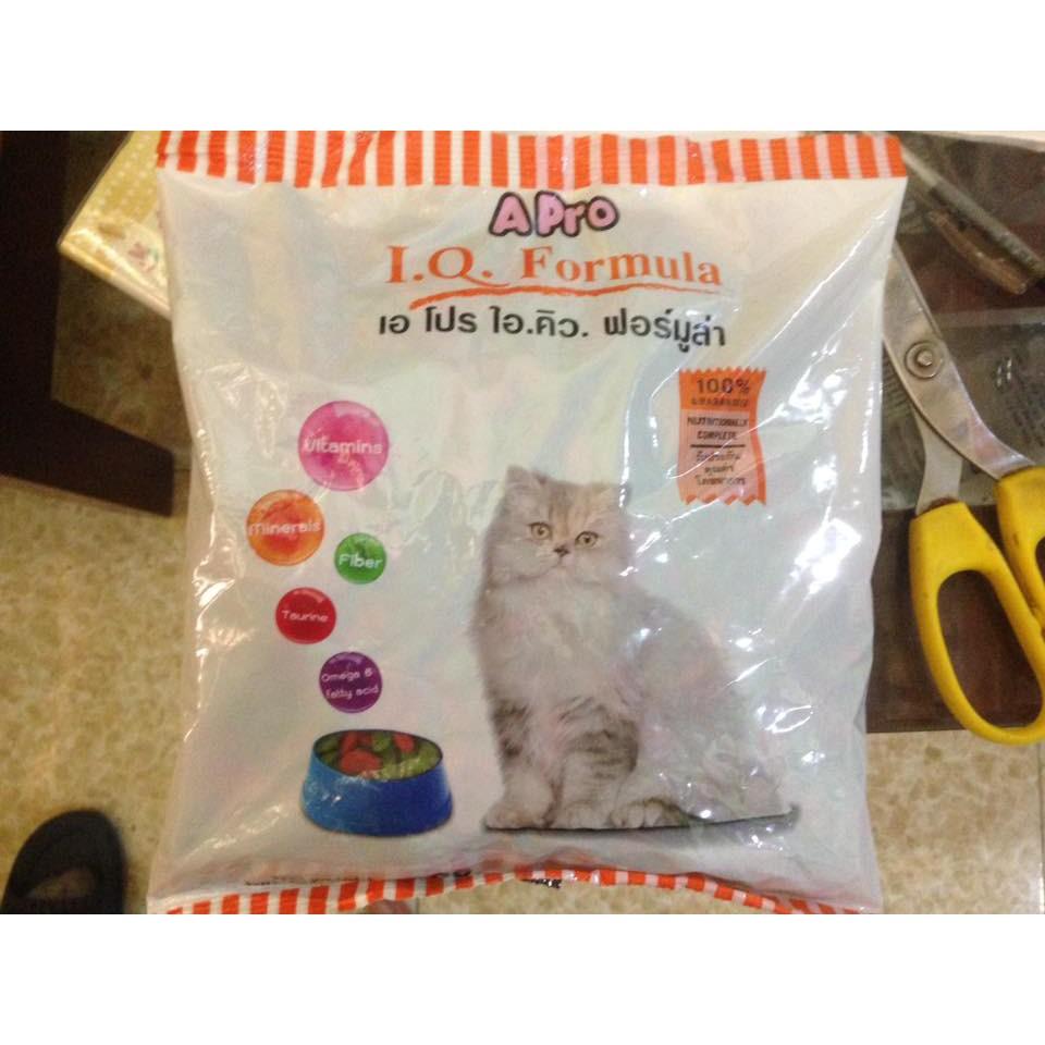 Combo 8 gói thức ăn cho mèo Apro