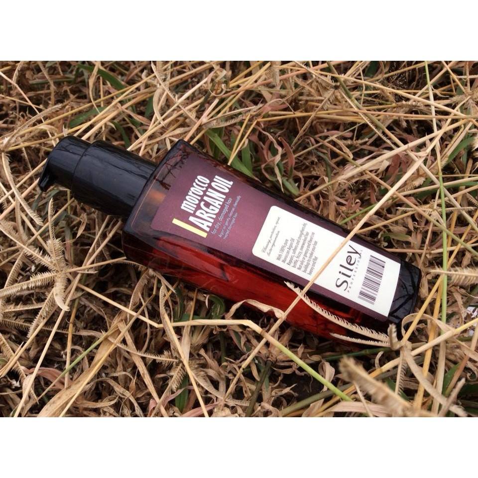 Tinh dầu dưỡng phục hồi siley argan oil 100ml