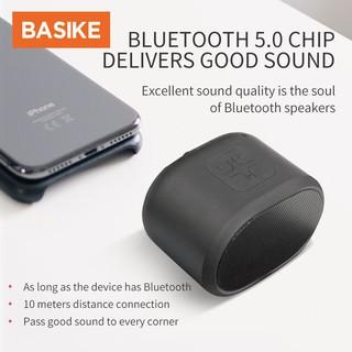 [kho địa phương] Loa bluetooth mini sạc Micro USB phát lại thời gian dài thanh cao và cáp sạcThiết kế chống thấm thumbnail