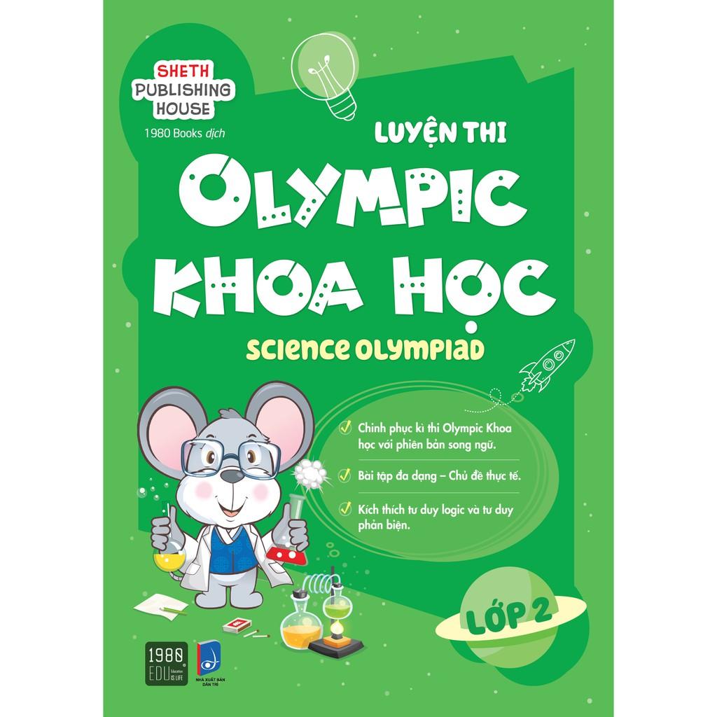 Sách - Luyện Thi Olympic Khoa Học