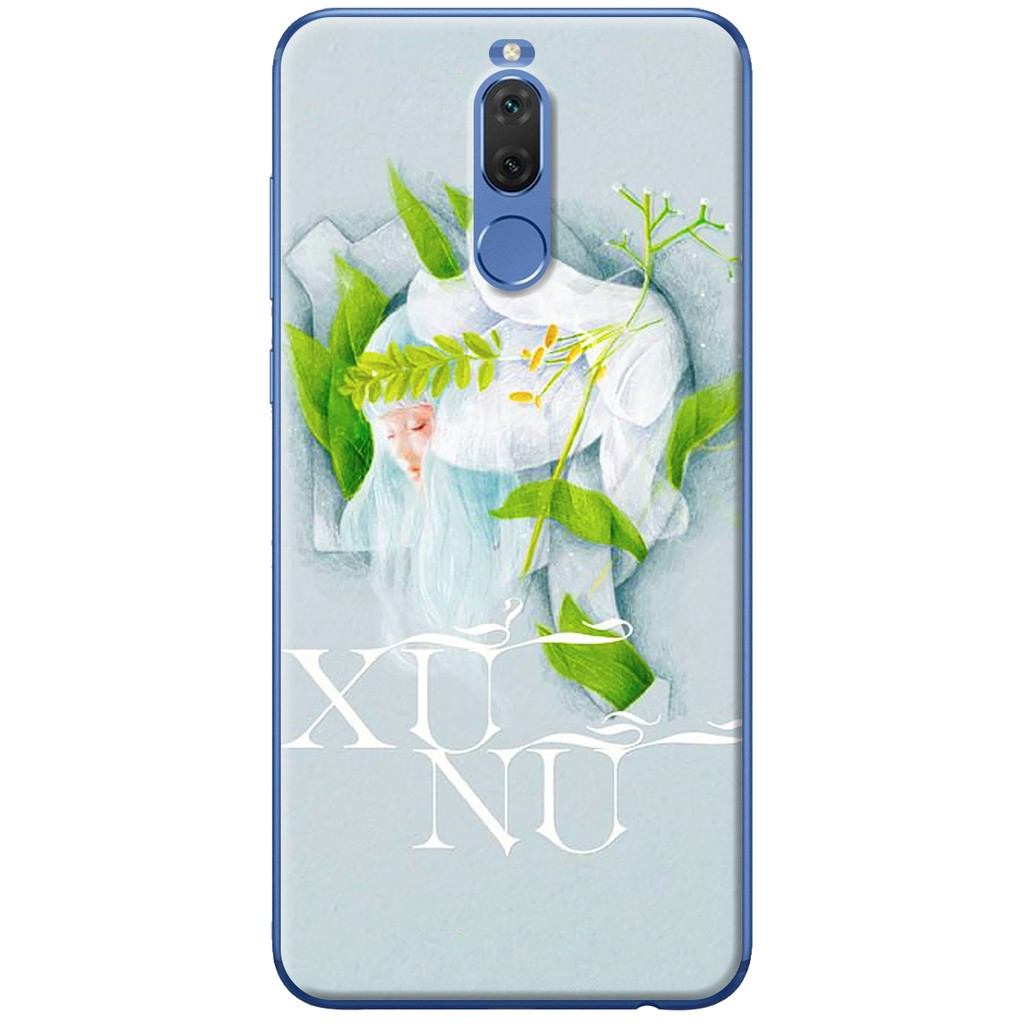 Ốp lưng nhựa dẻo Huawei Nova 2i Cung xử nử