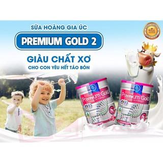 SỮA HOÀNG GIA ÚC PREMIUM GOLD 2 LOẠI 900G