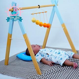 Đồ chơi chuyển động Gobby – CHUẨN MONTESSORI| Đồ chơi cho bé 0-6 tháng