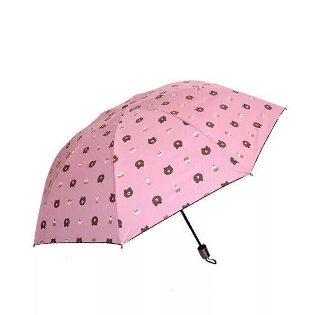DÙ ĐI MƯA HÌNH GẤU, Dù đi mưa nắng hình gấu vải dày lớn, Cây dù hình gấu, Ô Dù  Đi Mưa, Đi Nắng Gấp Gọn Hình Gấu Dễ Thươn | Shopee