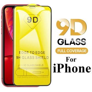 Kính Cường Lực 9d Toàn Màn Hình Cho Iphone 11pro X Xr Xs Max