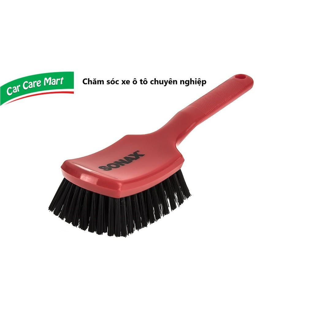 Bàn chải làm sạch chuyên dụng nội ngoại thất ô tô - Sonax intensive cleaning brush