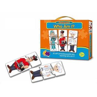 Thẻ học thông minh – Match it Puzzle game – Who Am I