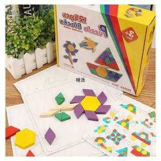 Ghép hình puzzle block
