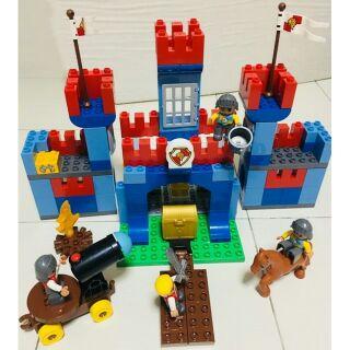 Gorock- Mô hình công thành tương thích lego duplo 138 chi tiết