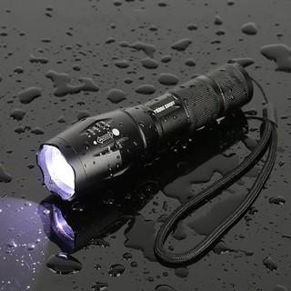 [ RINH NGAY] Đèn pin chông nước T6 tặng kính v