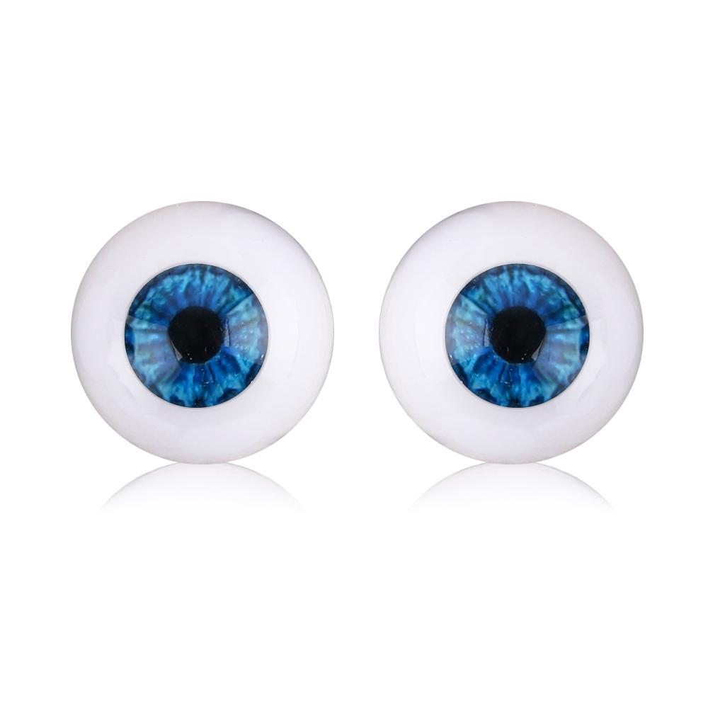 Đôi mắt 20mm/22mm/24mm với 4 màu độc đáo cho búp bê