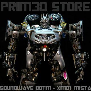 Mô hình Transformers Soundwave DOTM – New Age XM-01 Mista