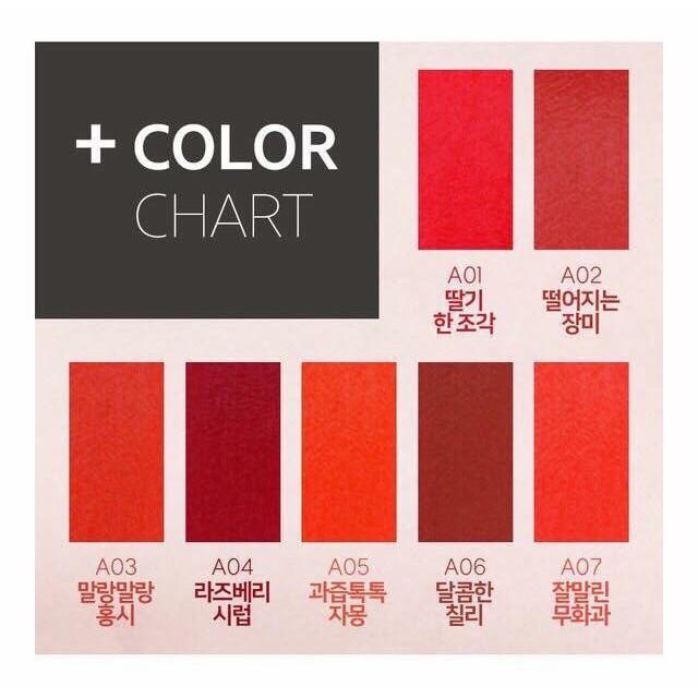 [Mã COS1901 hoàn 8% xu đơn 250K] [Sẵn 17 màu] Son Kem Lì Black Rouge Air Fit Velvet Tint