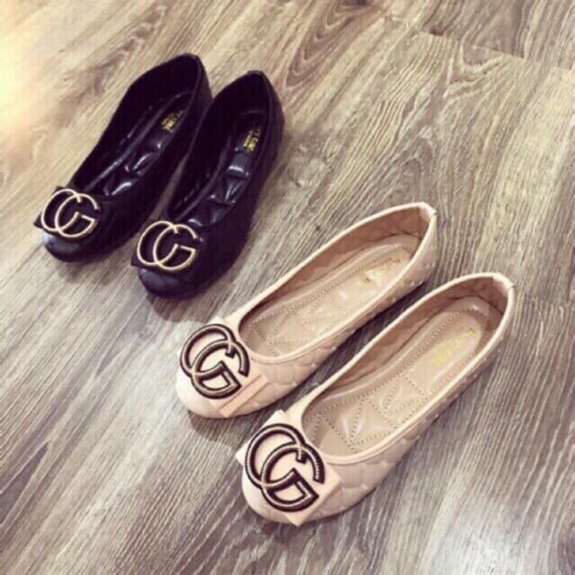 Giày bệt trần