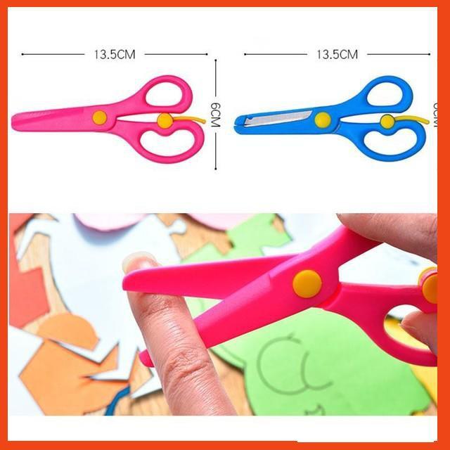 Bộ đồ chơi cắt giấy tạo hình cho bé - BẮC TỪ LIÊM