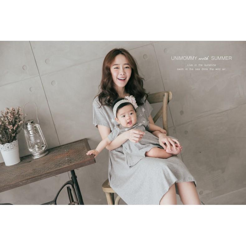 K329 Sét đồ mẹ và bé gồm váy cho con ti và body cho bé - 2419198 , 1108335549 , 322_1108335549 , 400000 , K329-Set-do-me-va-be-gom-vay-cho-con-ti-va-body-cho-be-322_1108335549 , shopee.vn , K329 Sét đồ mẹ và bé gồm váy cho con ti và body cho bé