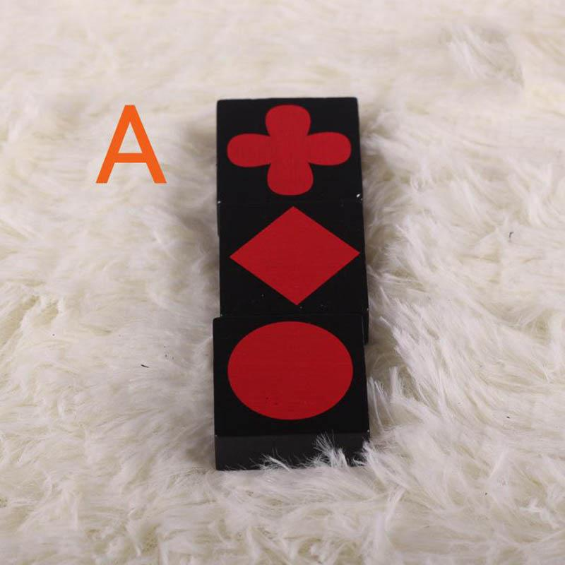 Funny parent-child game board game Wooden buckle chess