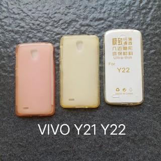 Ốp Điện Thoại Silicon Mềm Cho Vivo Y21. Y22 / Y28 / Y31 / Y33 / Y51 / V3 Max