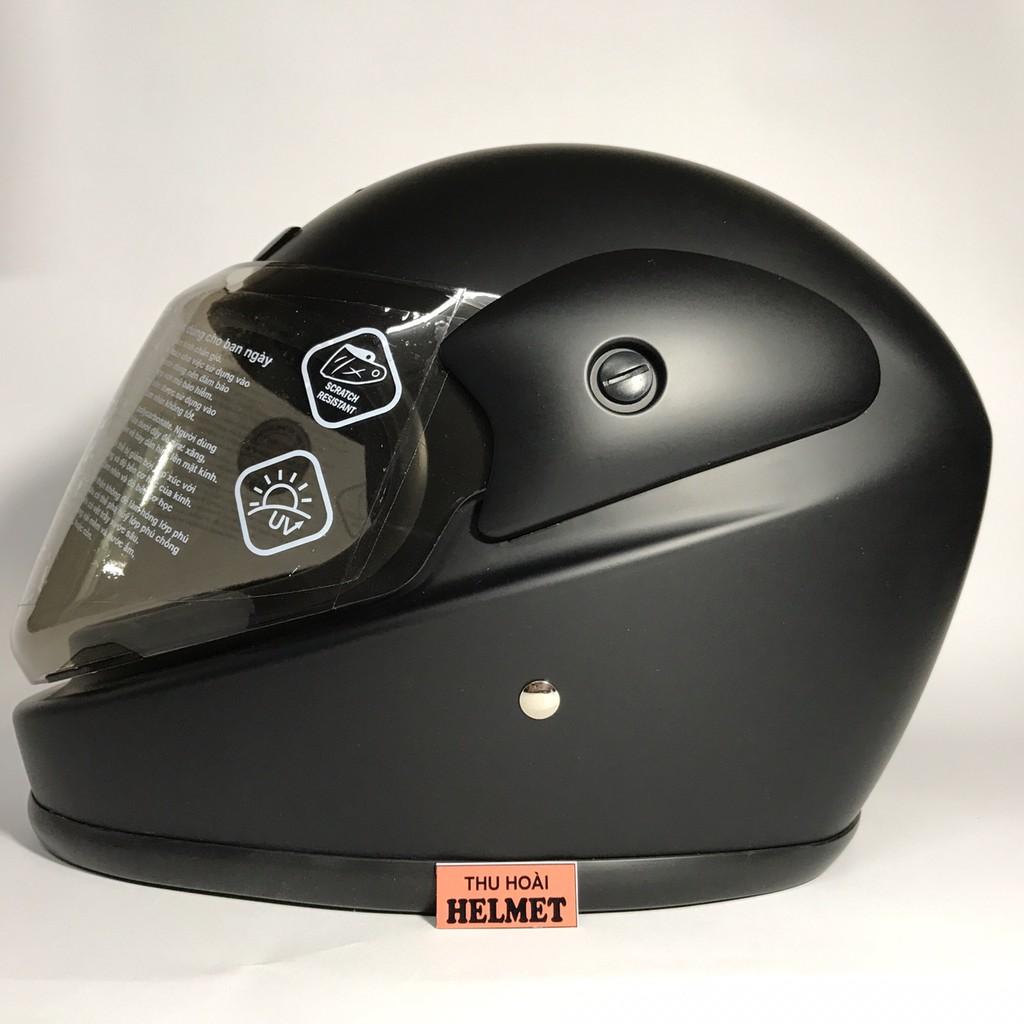 Mũ bảo hiểm Fullface Cromo 555