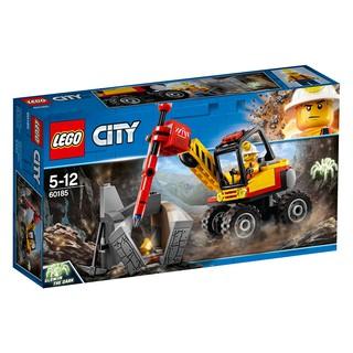 Mô hình Lego City – Máy Đục Đá 60185