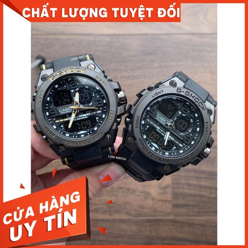 Đồng hồ Casio G-shock nam  GTS 8600 Original –Chống nước 20Bar Viền Thép không gỉ, Nam tính