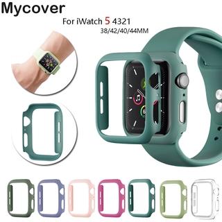 Ốp bảo vệ nhựa PC cứng cho Apple Watch Series 3 2 1 38mm 42mm chống rơi vỡ
