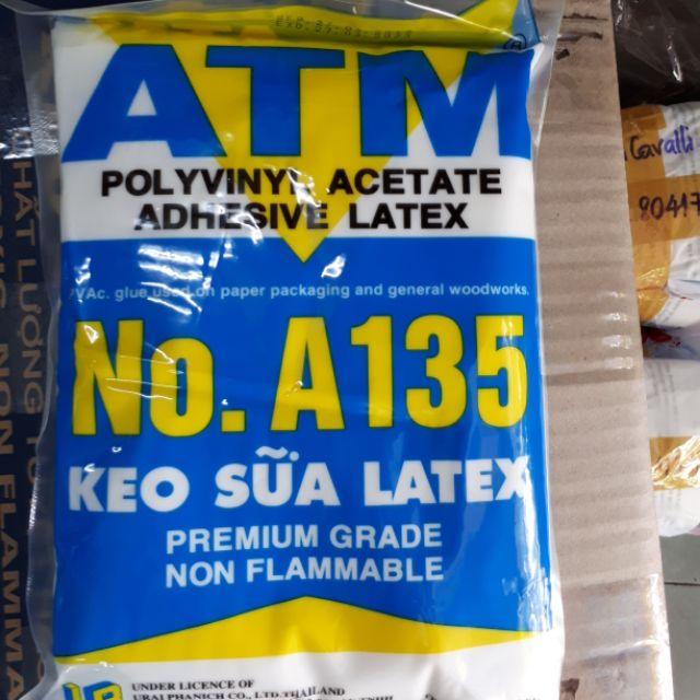 Combo 3 bịch keo sữa ATM (slime)