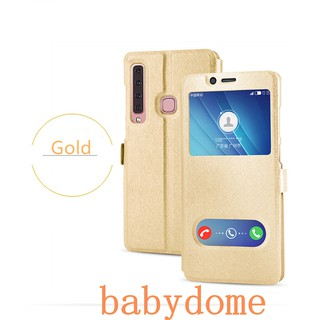 OPPO R9 R9S F1 F3 Plus Case PU Leather Flip Cover For Answersing Call