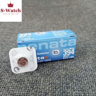 Pin đồng hồ 394 SR936SW Renata chính hãng Thụy Sĩ - Vỉ 1 viên thumbnail