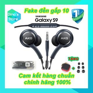 Tai nghe Samsung Galaxy S8, S9, Note 8, Note 9 AKG - Tai nghe AKG - Cam kết zin bóc máy new 100%