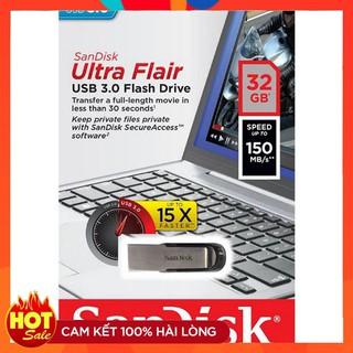 USB San disk ultra Flair CZ73 32GB 16GB USB 3.0 150MBs