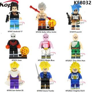 KOPF 8032 – Các nhân vật đặc biệt trong Bảy viên ngọc rồng