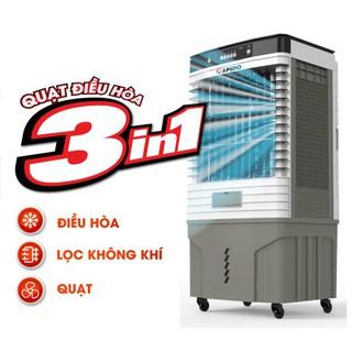 Quạt điều hòa Rapido 9000M siêu êm siêu tiết kiệm điện, công suất 200w/diện tích sử dụng 30-60m2