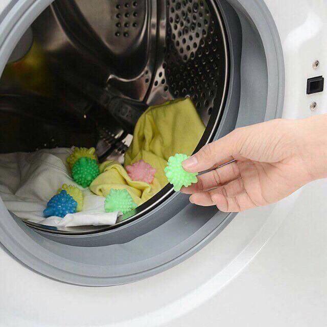 Quả cầu gai bỏ máy giặt ✨FREESHIP✨ bóng gai