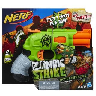 Đô chơi Nerf Zombiestrike Doublestrike