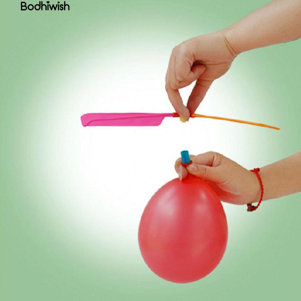 ☎Outdoor Kid Copter Aircraft Balloon DIY bauble