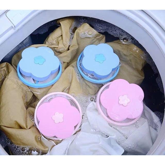 Phao lọc cặn bẩn máy giặt