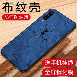 Ốp Lưng Vải Phối Vải Thời Trang Cho Samsung A905G A90 5g