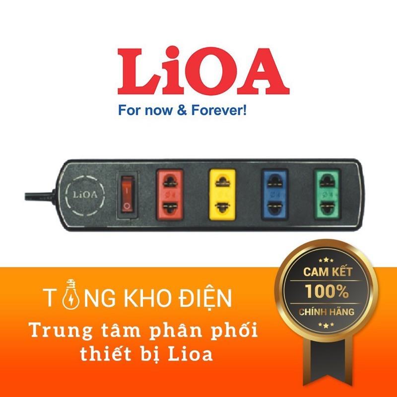 Ổ CẮM ĐIỆN LIOA 3m ( 3 ổ cắm - 4 ổ cắm )