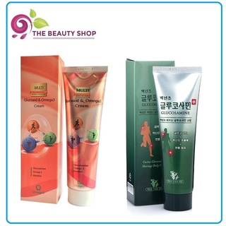 Dầu Lạnh Massage Xoa Bóp Glucosamine Hàn Quốc 150ml