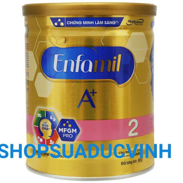 Sữa bột Enfamil A+ 2 DHA+ và MFGM PRO lon 900g - 2559092 , 391718322 , 322_391718322 , 519000 , Sua-bot-Enfamil-A-2-DHA-va-MFGM-PRO-lon-900g-322_391718322 , shopee.vn , Sữa bột Enfamil A+ 2 DHA+ và MFGM PRO lon 900g